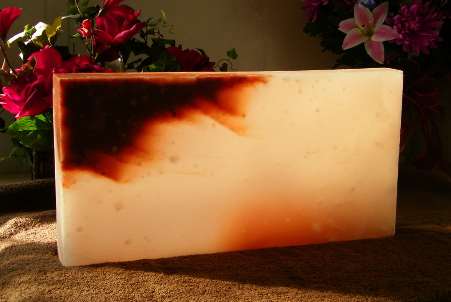 "2"" X 18"" X 9"" Himalayan Salt Block Slab"