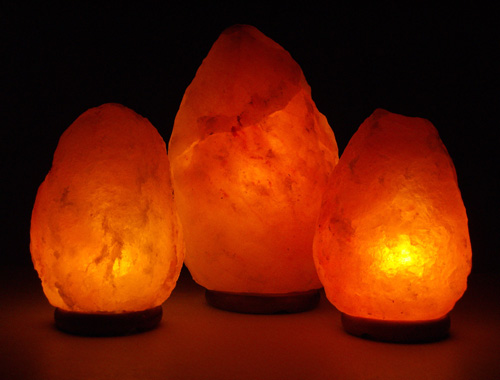 Two Bedrooms & One Family Room Salt Lamp Pack