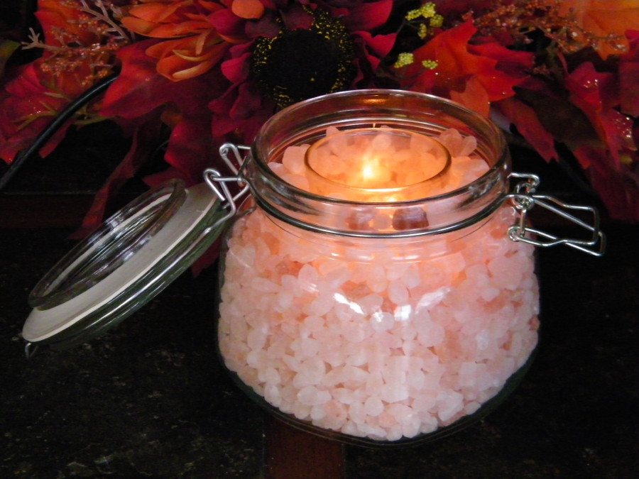 DYI-Himalayan-Salt-Candle-Holder-Jar-Handmade-Gift-Craft-Project-2
