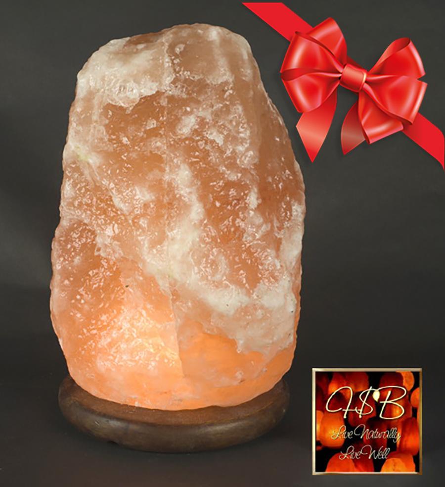 Free Himalayan Salt Lamp