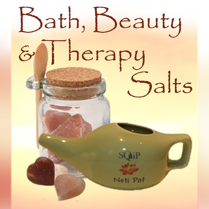 Bath Beauty Therapy Salts