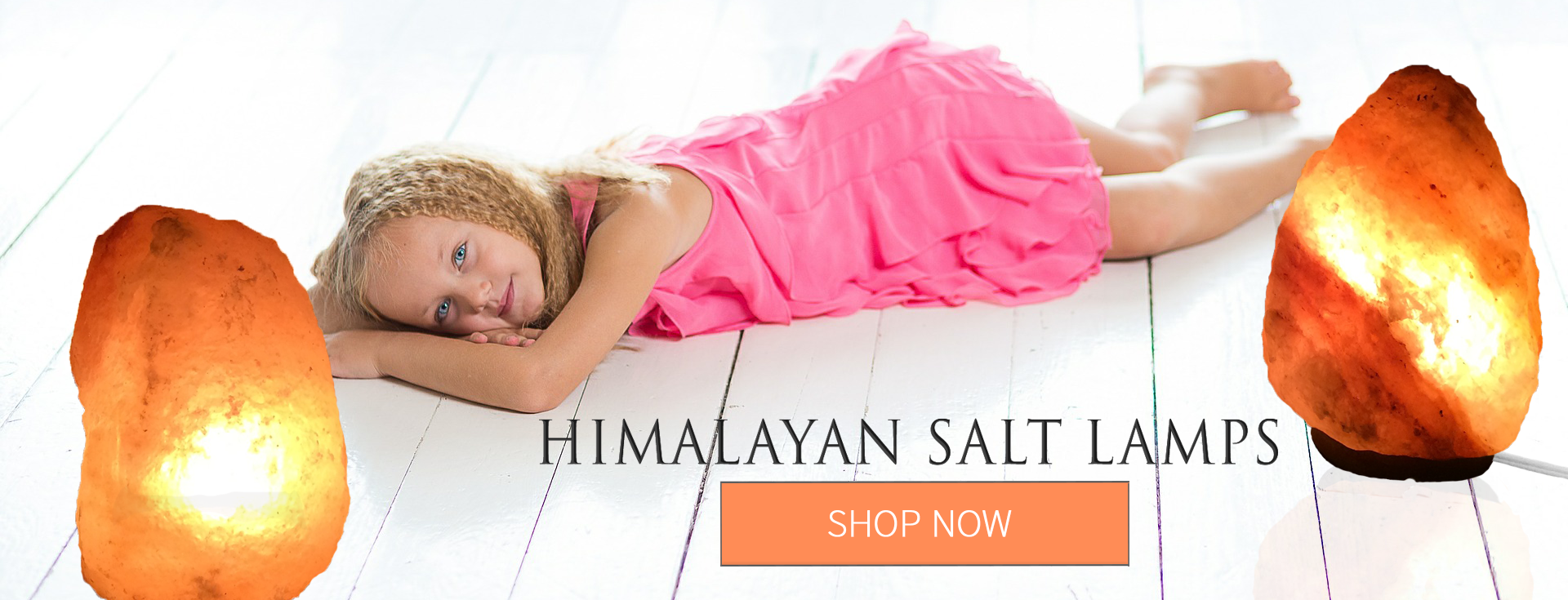Himalayan Salt Lamps Sets