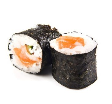Smoked Salmon Sushi Recipe
